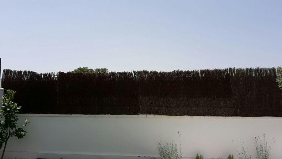colocación de brezo