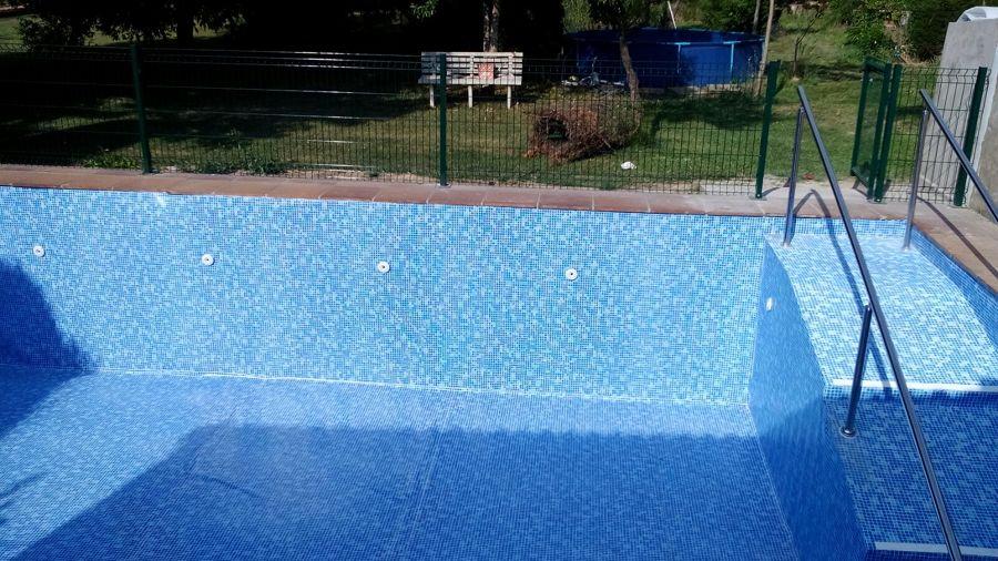 Rehabilitaci n de piscina ideas construcci n piscinas for Lamina armada para piscinas precios