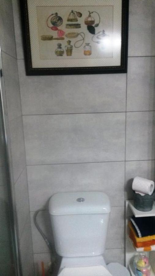 colocación de nuevo wc
