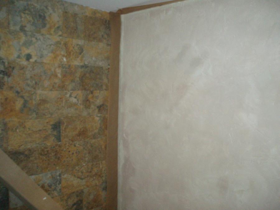 Foto colocaci n de plaqueta decorativa de vasto 1093288 - Plaqueta decorativa exterior ...