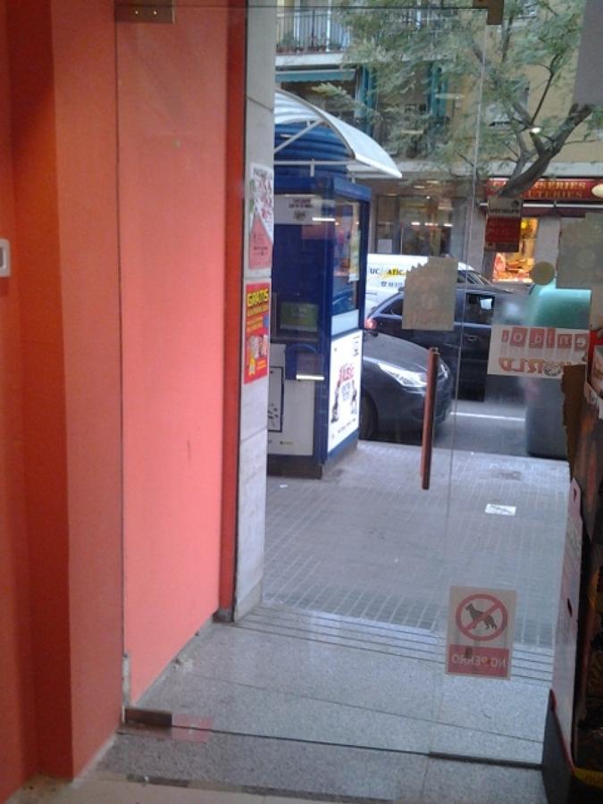 colocación de puertas securit