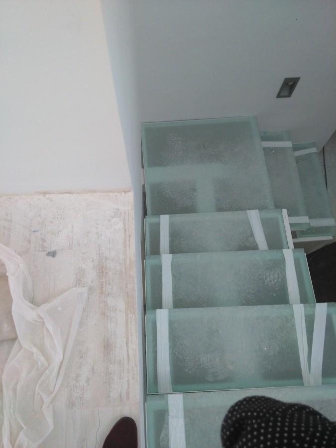 Colocación de vidrios