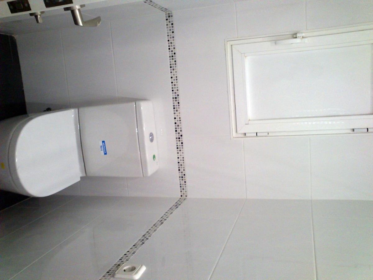 COLOCACIÓN WC Y ALICATADO
