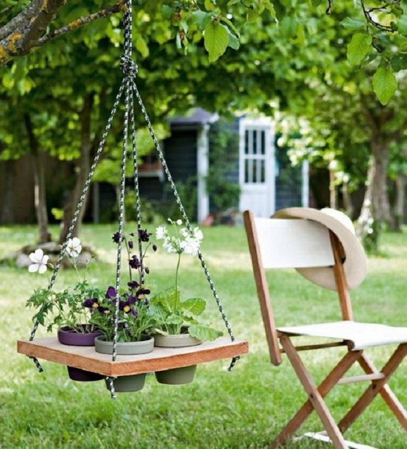 Hazlo t mismo construye un columpio que es a la vez - Columpios para jardin ...
