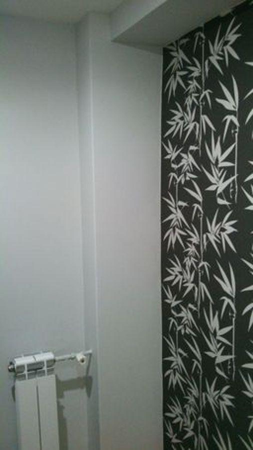 Cambio de look de un sal n y un recibidor ideas reformas - Combinacion colores paredes ...