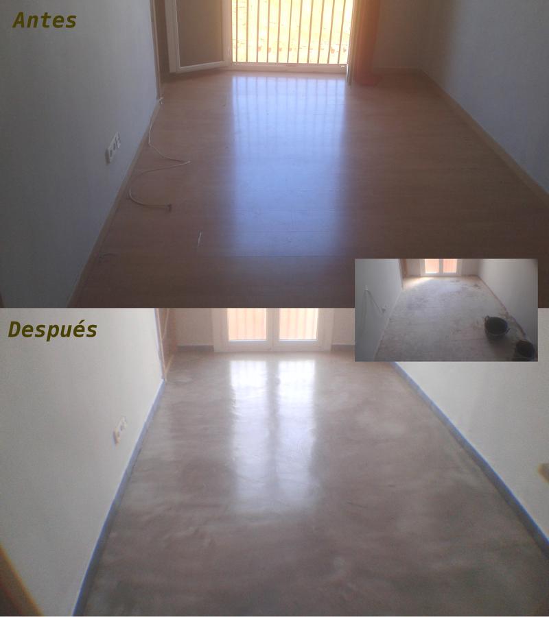 Pavimento en microcemento barcelona ideas pavimentos - Microcemento en barcelona ...