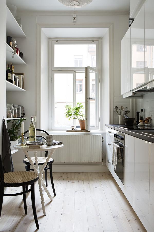 Soluciones pr cticas para comedores peque os ideas - Cocina comedor pequeno ...