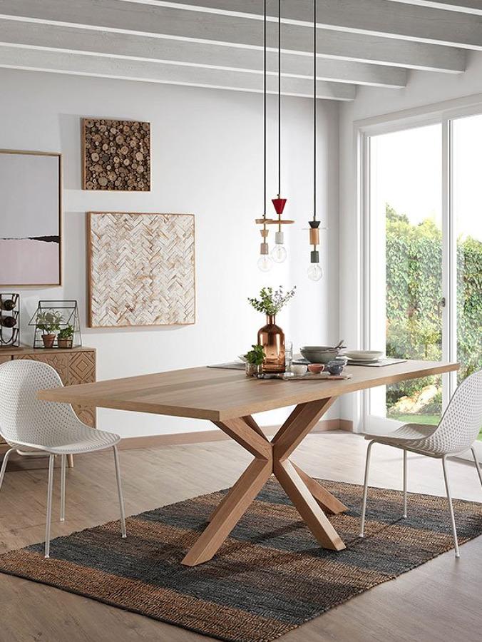 Comedor con muebles de Kave Home