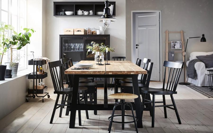 Comedor de IKEA