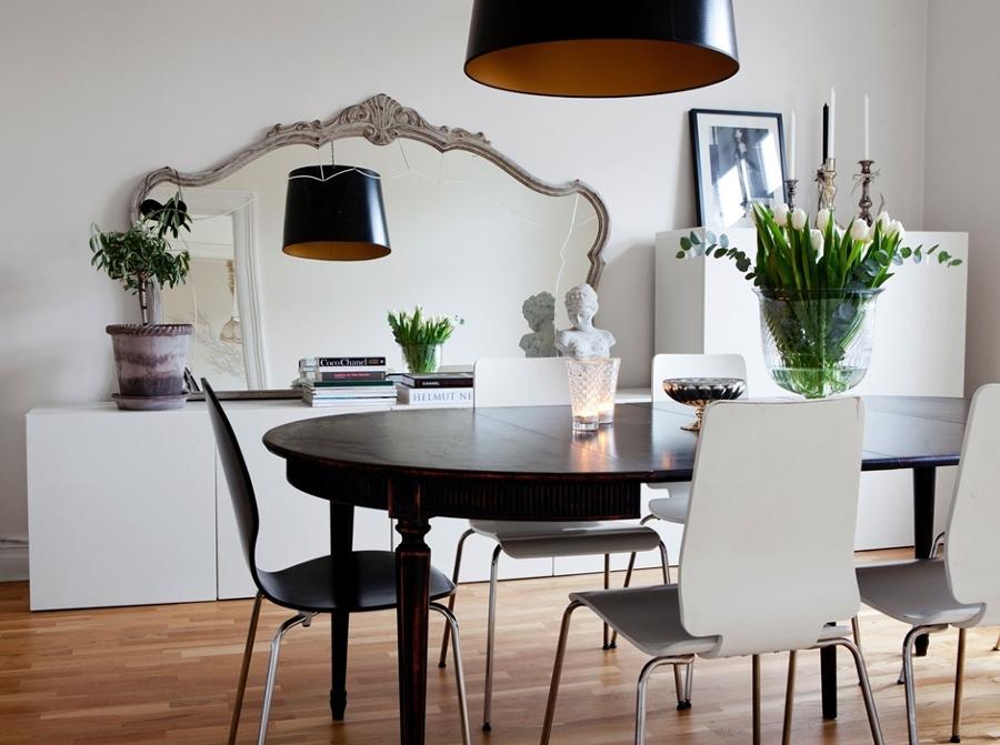 Soluciones pr cticas para comedores peque os ideas - Mesas para comedores pequenos ...