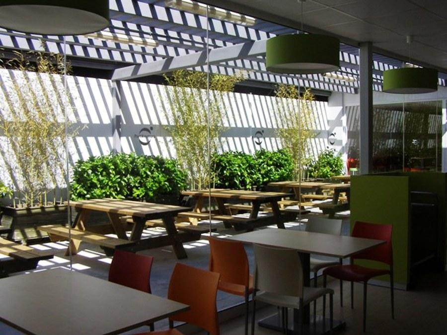 Comedor exterior Cantina, Tarragona