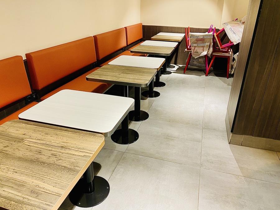 Comedor KFC Meridiana