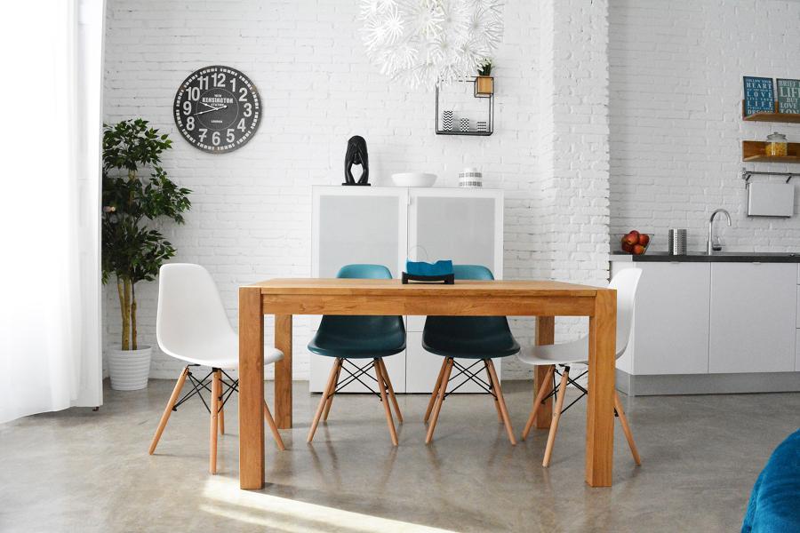 Comedor mesa madera