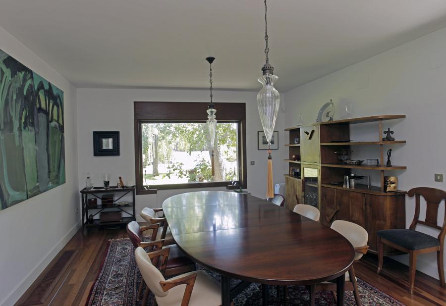 Comedor, mobiliario vintage.