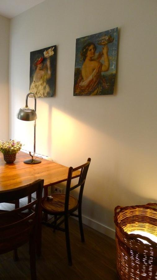 Comedor Olivar House por MAAU
