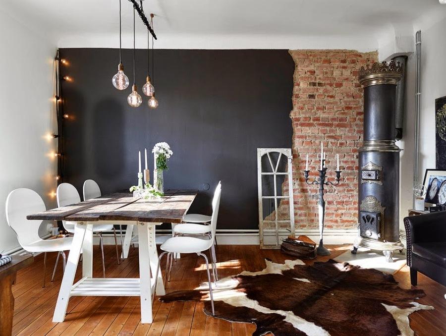 Pinta tu casa seg n la psicolog a del color ideas - Ideas para pintar el salon ...