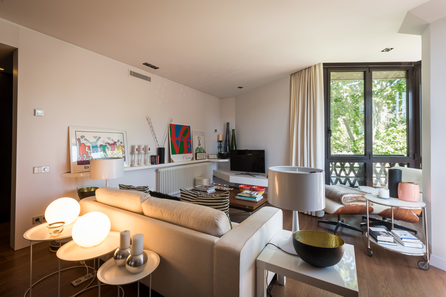 Comedor - Salón   Proyecto Pedralbes