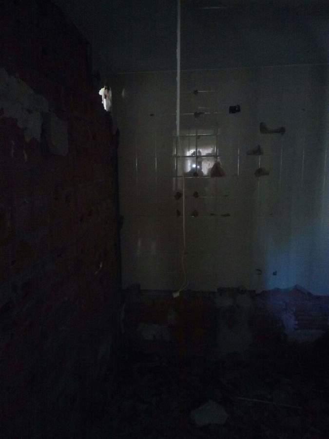 Comienzos cuarto de baño
