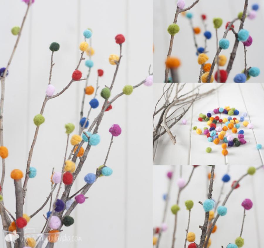 Ramas secas para decorar best ideas para decorar con - Ramas secas para decorar ...