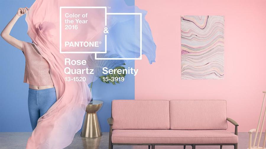Cómo decorar tu casa con los colores Pantone de la temporada