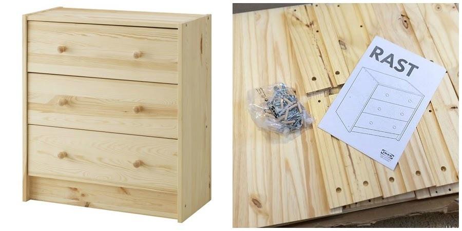 5 maneras de hackear tu c moda de ikea y convertirla en for Pintar muebles de ikea