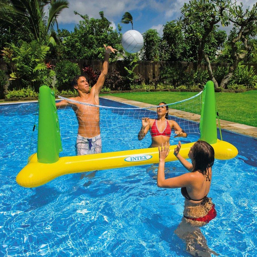 Colchonetas y juegos acu ticos para divertirte en la for Colchonetas piscina