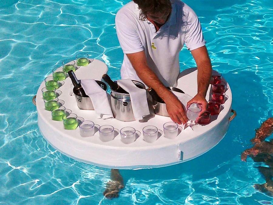 Colchonetas y juegos acu ticos para divertirte en la piscina ideas decoradores - Colchonetas para piscina ...