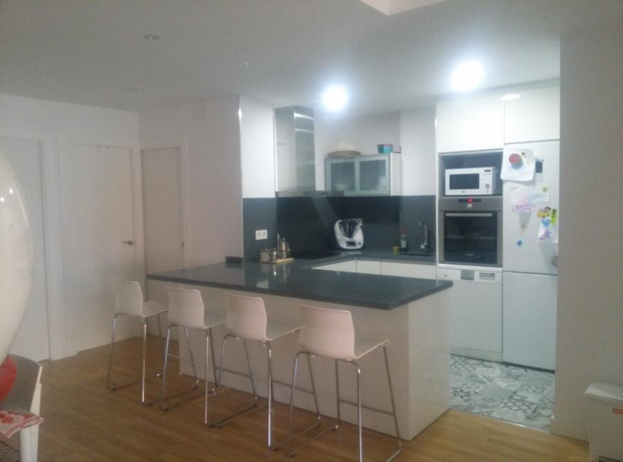 Reforma integral apartamento ideas construcci n casas for Cocina 3x3 metros