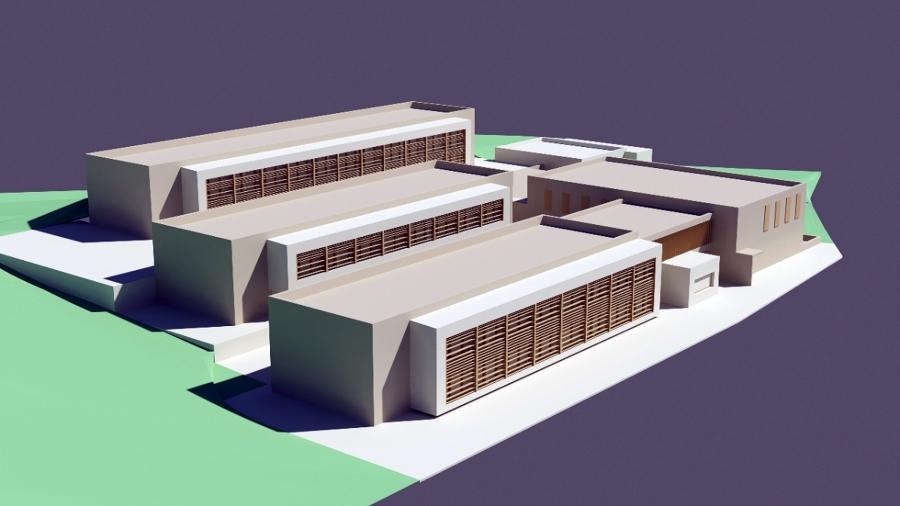 Concurso liceo franc s palma ideas arquitectos - Arquitectos palma de mallorca ...