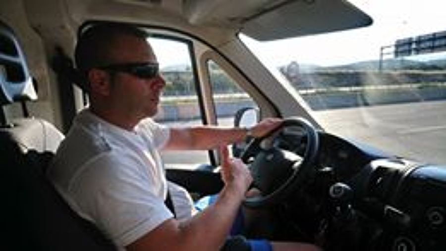 conductores con mucha experiencia en carretera