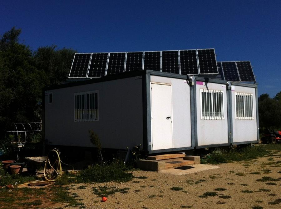 Conjunto Modular Con Placas Solares Ideas Construcci 243 N
