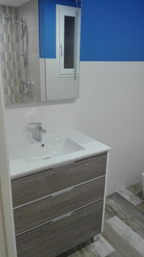 Conjunto mueble lavabo