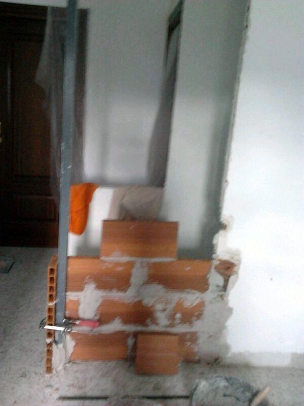 Construcción armario empotrado