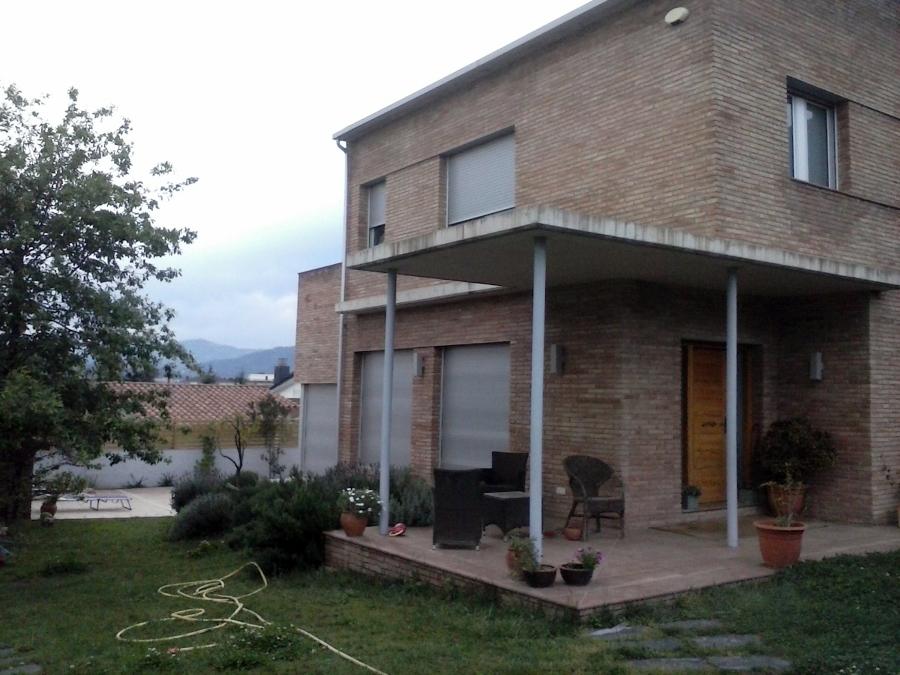 Construcción casa 2009