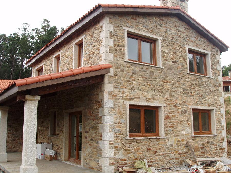 Construcci n de casa r stica en a coru a ideas - Construccion de casas rusticas ...