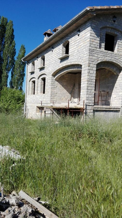 Construcci n de casa r stica en piedra natural ideas - Construccion de casas rusticas ...
