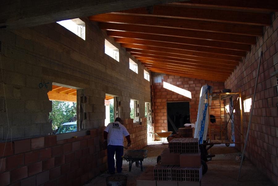CONSTRUCCION DE CHALET