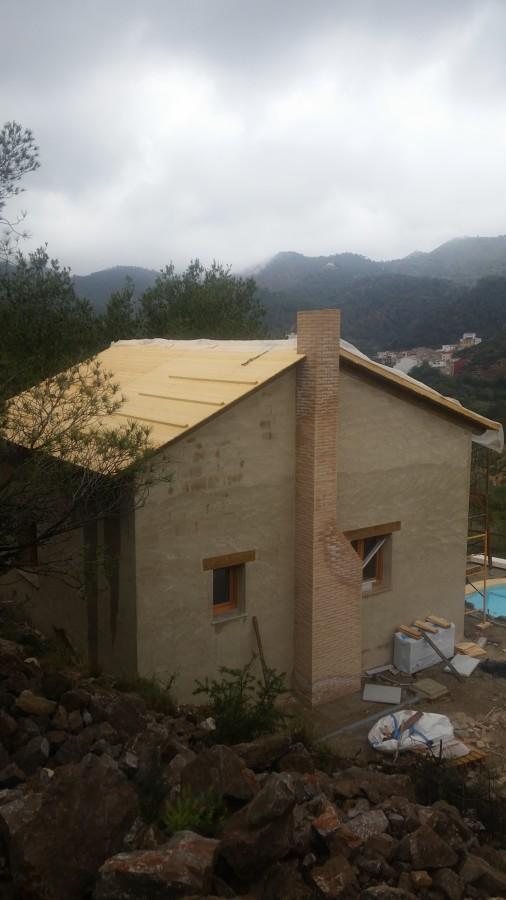 Construccion de cubierta