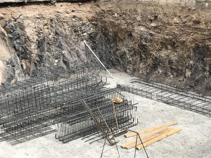 CONSTRUCCIÓN DE EDIFICIO LIBRA - ADEJE