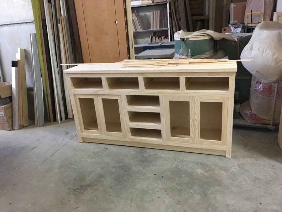 construccion de entrada