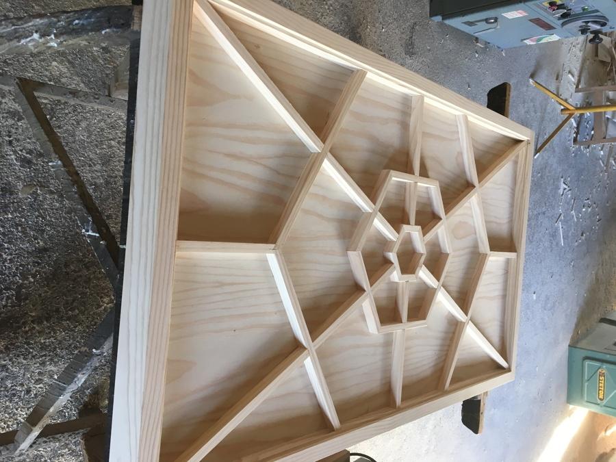 construccion de mesa
