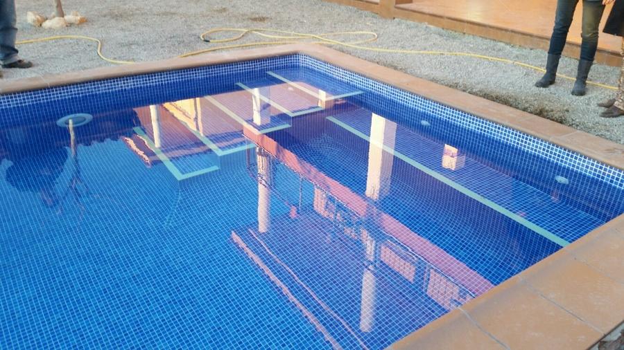 Construccion de piscina tarragona ideas construcci n - Construccion de piscina ...