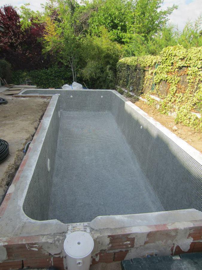 Foto construcci n de piscina de ardigral 538510 for Construccion piscinas valencia