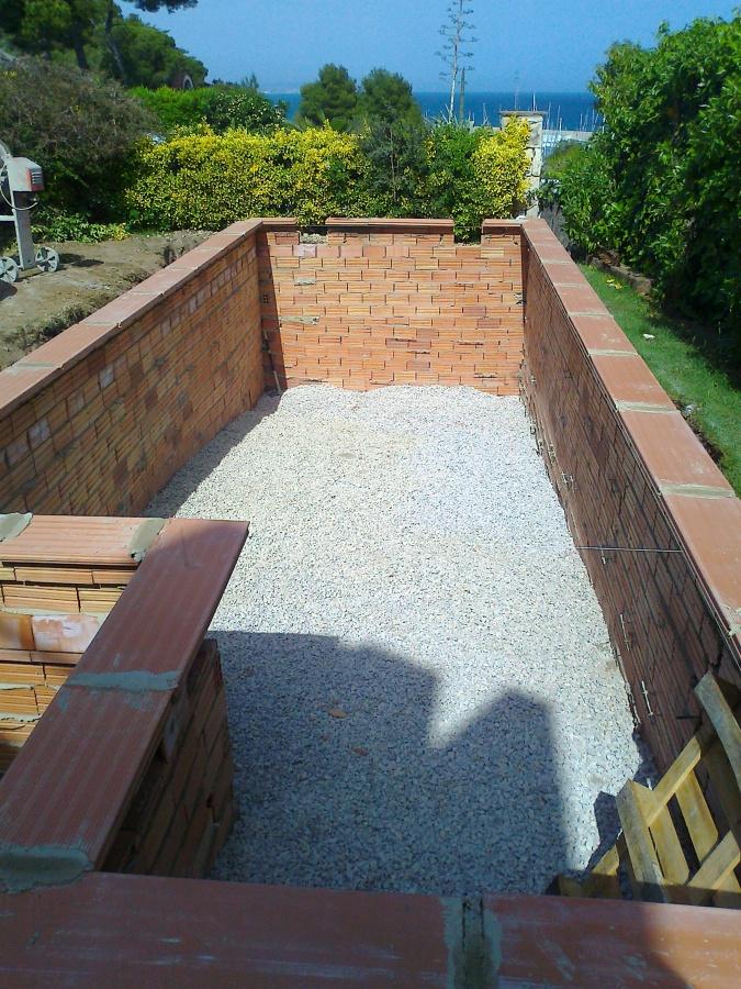 Construccion de piscina privada ideas construcci n piscinas - Proyecto piscina privada ...