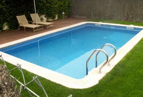 Piscina en vivienda unifamiliar ideas construcci n piscinas for Presupuesto construccion piscina
