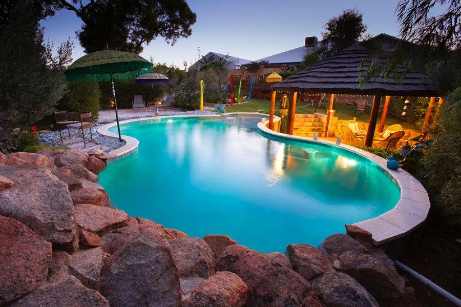 Foto construccion de piscinas de reformas l pez 747921 for Construccion de piscinas en granada