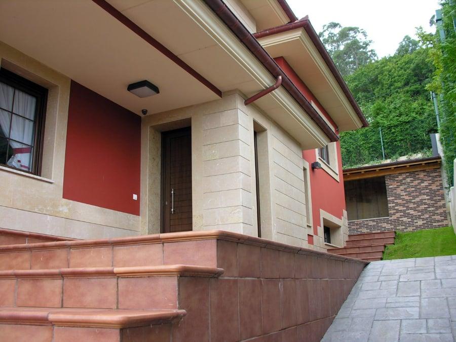Vivienda nueva unifamiliar aislada ideas construcci n casas - Construcciones benjoal ...