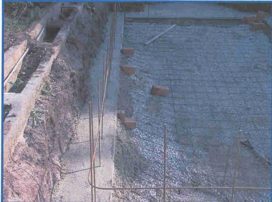 Piscinas construida en bloques de eps en tarragona for Construccion de piscinas con bloques