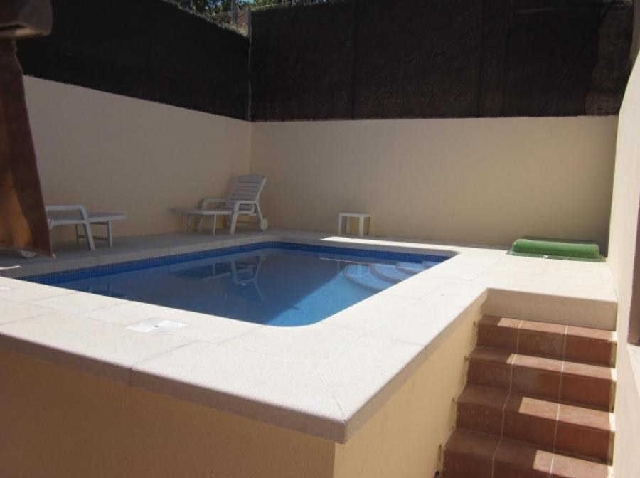 Construcción piscina