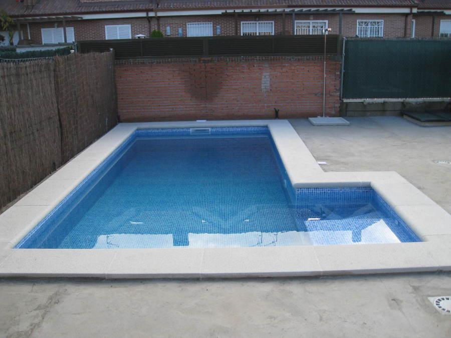 Construcción piscina hormigón